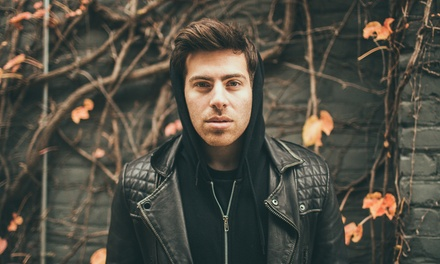 Hoodie Allen: People Keep Talking Tour with Chiddy Bang at Liacouras Center on November 29 (Up to 37% Off)