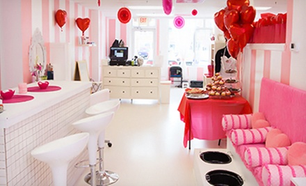 One, Two, or Three Kids' Mani-Pedis at Sassy Princess Spa (Up to 54% Off)