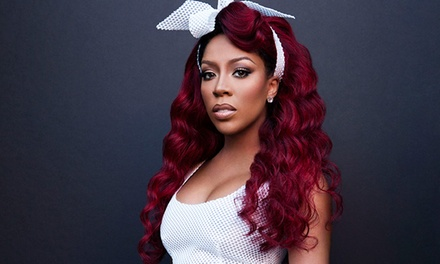 K. Michelle and Future at James Brown Arena on Saturday, August 1, at 7 p.m. (Up to 40%Off)