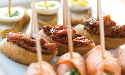Spanish Tapas at Taberna (45% Off). Two Options Available.
