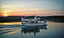 $14 for an Ocean Dolphin Cruise or Sunset Dolphin Cruise with Vagabond Cruise (Up to $29.95 Value)