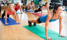 16-Day Slim-Down Package or a Six-Week Group-Training Package at Lit Fitness (Up to 86% Off)