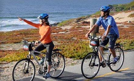 Full-Day Hybrid Bike Rental for Two or Four from Blazing Saddles (Half Off)