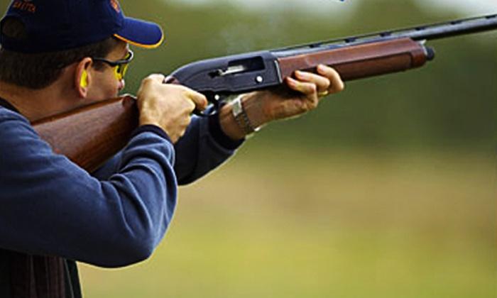 Central Scotland Shooting School Ltd - Falkirk: Clay Pigeon Shooting from £29 at Central Scotland Shooting School (Up to 60% Off)