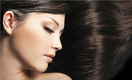 $45 for a Haircut, Color, and Style at Avenue Hair and Nails Salon ($101 Value)