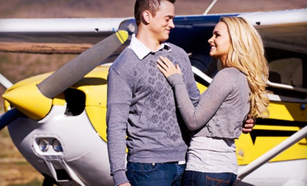 $159 for a 60-Minute Scenic Flight Over Los Angeles with Champagne for Two from Encore Flight ($410 Value)