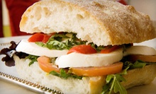 $10 for $20 Toward French Baked Goods and Sandwiches at La Boulangerie