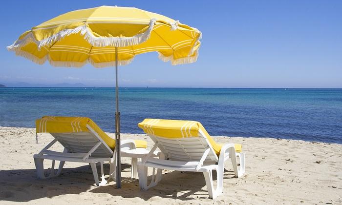 Blanco Lounge Beach - BLANCO LOUNGE BEACH: Ingressi in spiaggia ed evento serale per 2 persone al lido di Ostia da 14,90 €