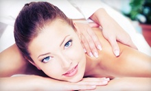 60- or 90-Minute Swedish or Deep-Tissue Massage or 90-Minute Hot-Stone Massage at A Healing Touch (Up to 57% Off)