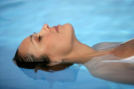 One or Two 75-Minute Float Sessions at Cloud 9 Float Spa (Up to 54% Off)