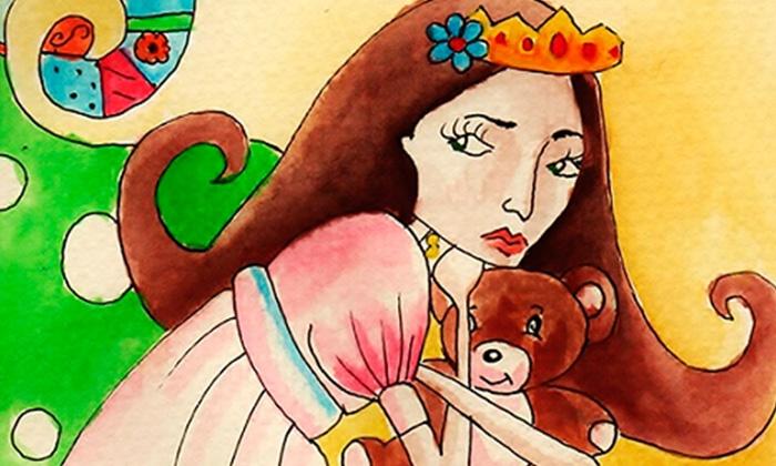 Teatro Turim — Benfica: bilhete para a peça infantil A Princesa Aborrecida por 4€ em vez de 8€