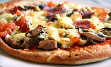$20 for $40 Worth of Pizza, Pasta, and Calzones at Waterboro House of Pizza 