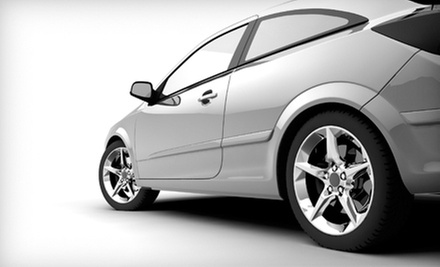 Interior and Exterior Detail or Auto Body Repairs at Nigro's Auto Body (Up to 75% Off). Three Options Available.