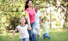 $59 for a Mosquito-Barrier Treatment for Up to 1 Acre from The Mosquito Authority of Chicago ($129 Value)