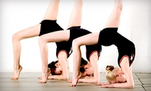 $34 for One Month of Weekly 60-Minute Gymnastics Lessons at Katy KIPS Gymnastics Club ($69 Value)