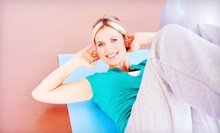 $249 for 6-Week Boot Camp with 6-Week Nutritional Program at Bootcamp with Jess ($525 Value)