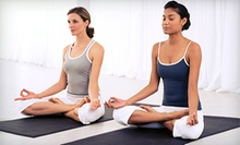 $49 for One Month of Unlimited Classes at Zanti Power Yoga ($130 Value)