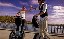 Two-Hour Weekday Bayou Segway Tour for Two, Four, or Six from Segway Tours of Houston (Up to 51% Off)