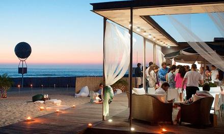 Cascata Beach Bar & Restaurant — Leça: menu para 2 ou 4 pessoas com francesinhas ou bifes, bebidas e mais desde 12€
