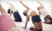 10 or 20 Fitness Classes at Symmetrics Wellness Movement Center (Up to 85% Off)