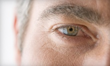 $2,500 for All-Laser LASIK or PRK Vision-Correction Surgery for Both Eyes at Global Laser Vision ($5,000 Value)