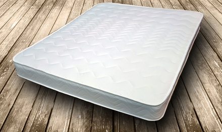 Zero Gravity Bonnell and Memory Foam Mattress