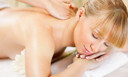 One or Three 60-Minute Massages at Scape Spa (Up to 51% Off)