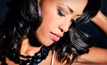 Haircut and Style With or Without Relaxer Treatment at Absolute Hair Care by William (Up to 51% Off)