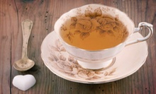 Tea and Pastries for Two or Four at Gourmet Junction (Up to 52% Off)