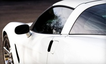 3M Window Tinting on Two or Five Car Windows or a Clear Car Bra at Lynx Customs (Up to 61% Off)