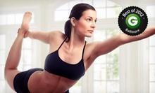 5, 10, or 20 Hot-Yoga Classes at Bikram Yoga Baltimore (Up to 87% Off)