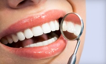 $74 for Dental Exam with X-rays and Take-Home Whitening Kit from John M Burns DDS ($371 Value)