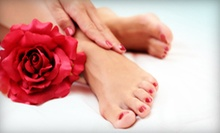 $24 for a Signature Mani-Pedi at Barbarella Beauty ($48 Value)