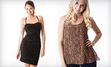 $29 for $60 Worth of Boutique Apparel at fab'rik Vinings