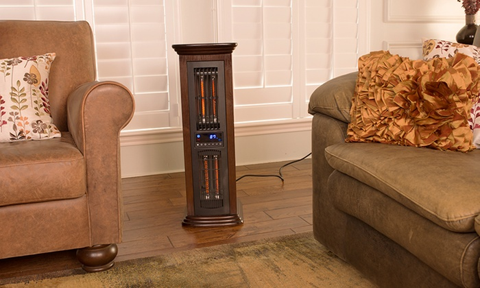 in-1 Air Commander Space Heater. Free Returns.