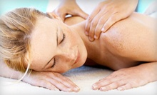 60- or 90-Minute Massage at Center for Wellness (Up to 52% Off)