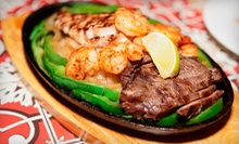 Mexican Food at Mayas Mexican Restaurant (52% Off). Two Options Available.