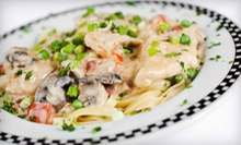 Italian Cuisine and Drinks at Fratellos Italian Grille (Up to 56% Off). Two Options Available.