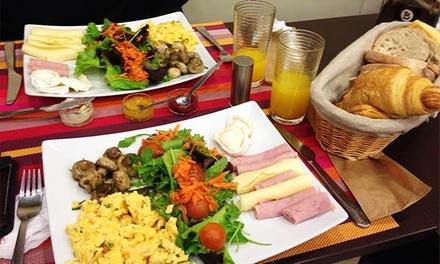 Padaria do Bairro — Campo Pequeno:brunch oubrunch vegetariano para duas pessoas desde15,90€