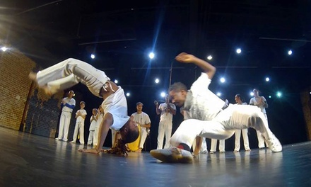5 or 10 Adults' or Kids' Capoeira Classes at Capoeira Batuque Pasadena (Up to 76% Off)