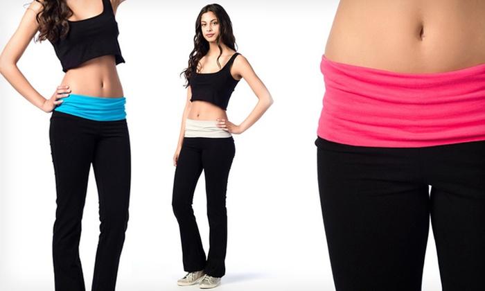 How I Style Yoga Pants