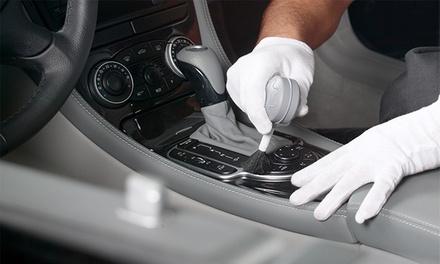 Atlantic Car Wash — seis localizações: limpeza interior profunda para automóveis de classe A, B ou C desde 24,90€