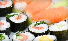 $10 for $20 Worth of Japanese Food at Kinkaku Japanese Steak House