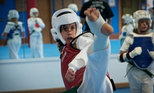 5 or 10 All-Ages Martial-Arts Classes at Shinns Tae Kwon Do (Up to 67% Off)