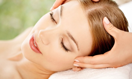 Choice of 60-Minute Massage with Optional Facial at The Botanical Spa & Salon at the Park Ridge Marriott (Up to 60% Off)