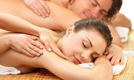Choice of Spa Package or 75-Minute Hot-Stone Massage at Massage for your Health (Up to 48% Off)