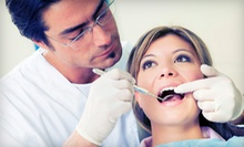 $39 for a Dental Exam with a Cleaning and Gum Disease Consultation at Periodontics & Dental Implant Center ($185 Value)