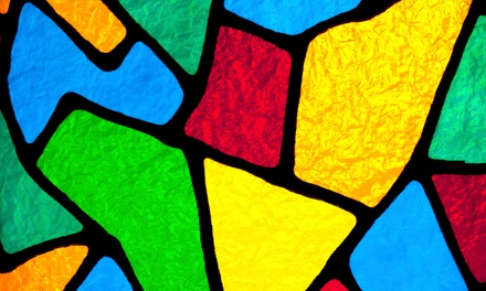 Stained-Glass Class for One, Two, or Four at Terraza Stained Glass (Up to 57% Off)