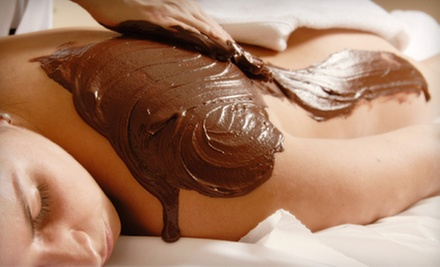 Full-Body Chocolate Treatment with Scrub, Wrap, and Massage or 60-Minute Massage at Therapy by Caryn (Up to 55% Off)
