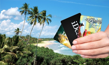 One 30-Day, 90-Day, or Year iDcards from Isle Discount (Up to 40% Off)